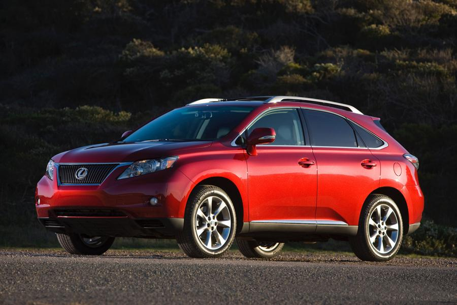 2012 Lexus RX 350 Photo 4 of 19