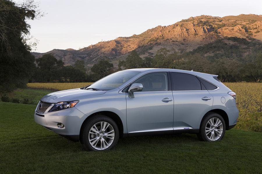 Lexus 3 Row Suv >> 2012 Lexus RX 450h Specs, Pictures, Trims, Colors || Cars.com