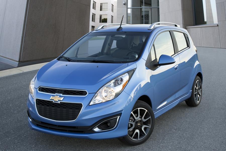 2013 Chevrolet Spark Photo 4 of 20