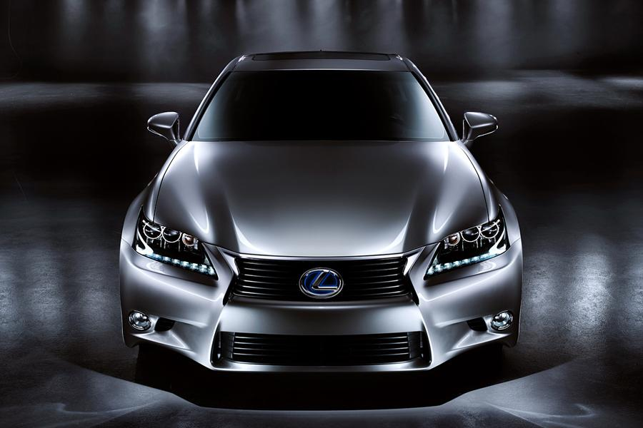 2013 Lexus GS 450h Photo 4 of 19