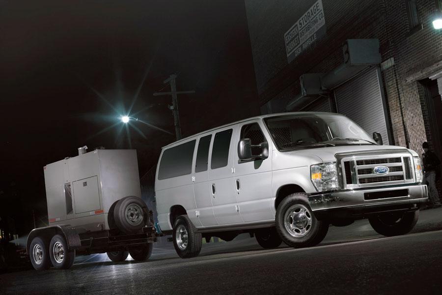 2012 Ford E350 Super Duty Photo 1 of 3