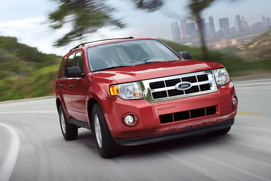 2012 Ford Escape Hybrid Photo 1 of 8