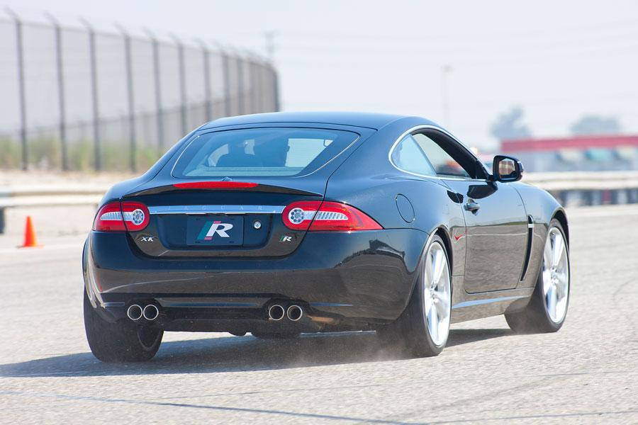 2012 Jaguar XK Photo 3 of 4