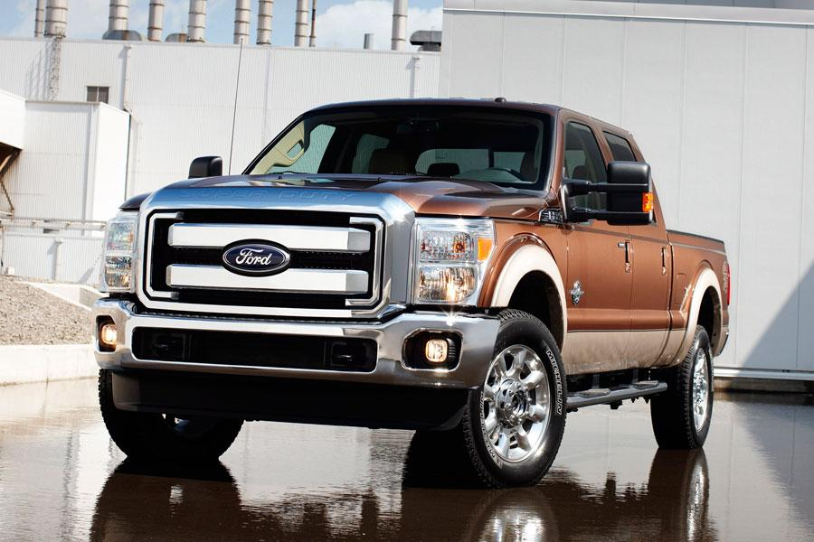 2012 Ford F-250 Photo 1 of 5