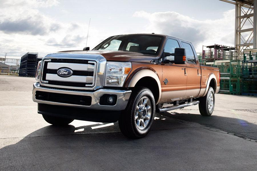 2012 Ford F-250 Photo 5 of 5