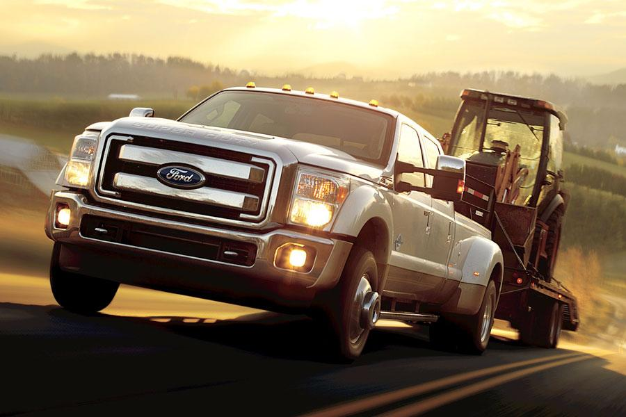 2012 Ford F-450 Photo 1 of 3