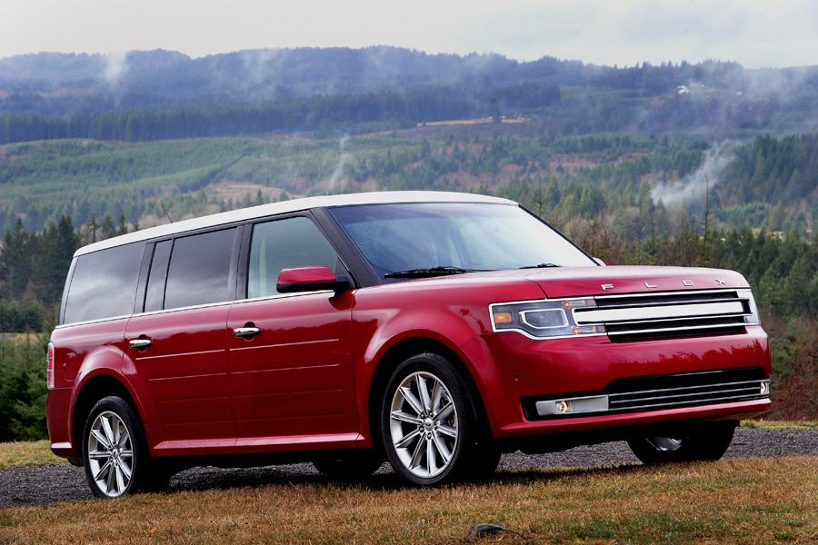 2013 Ford Flex Photo 2 of 17