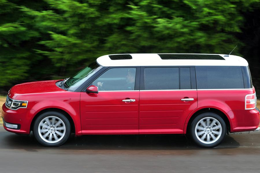 2013 Ford Flex Photo 4 of 17