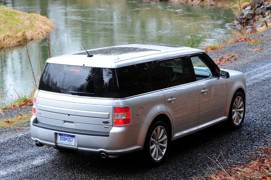 2013 Ford Flex Photo 5 of 17