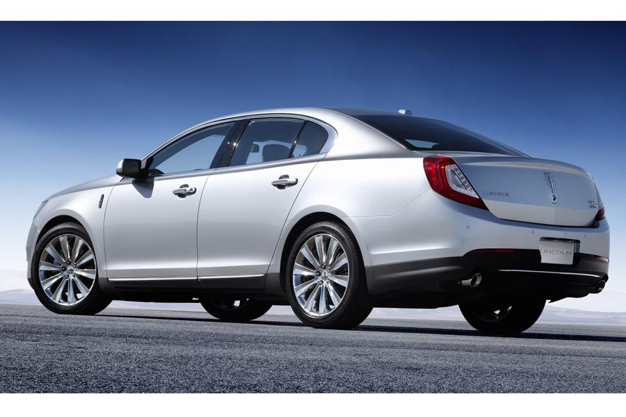 2013 Lincoln MKS Photo 3 of 15