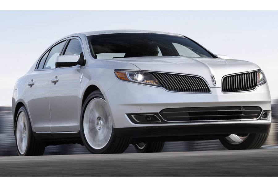 2013 Lincoln Mks Overview Cars Com