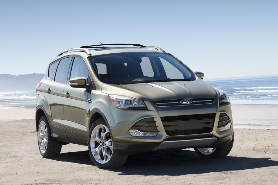 2013 Ford Escape Photo 4 of 16