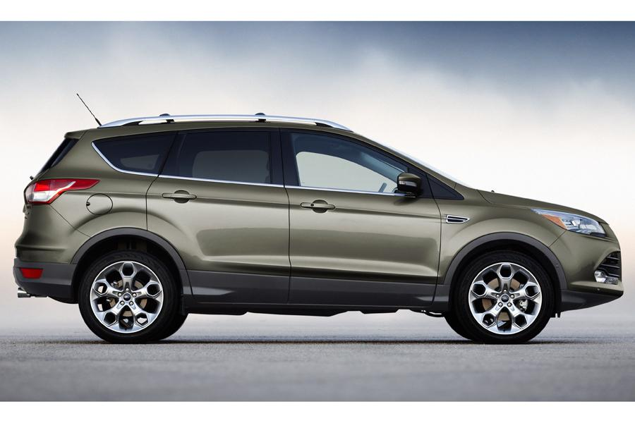 2013 Ford Escape Overview  Carscom