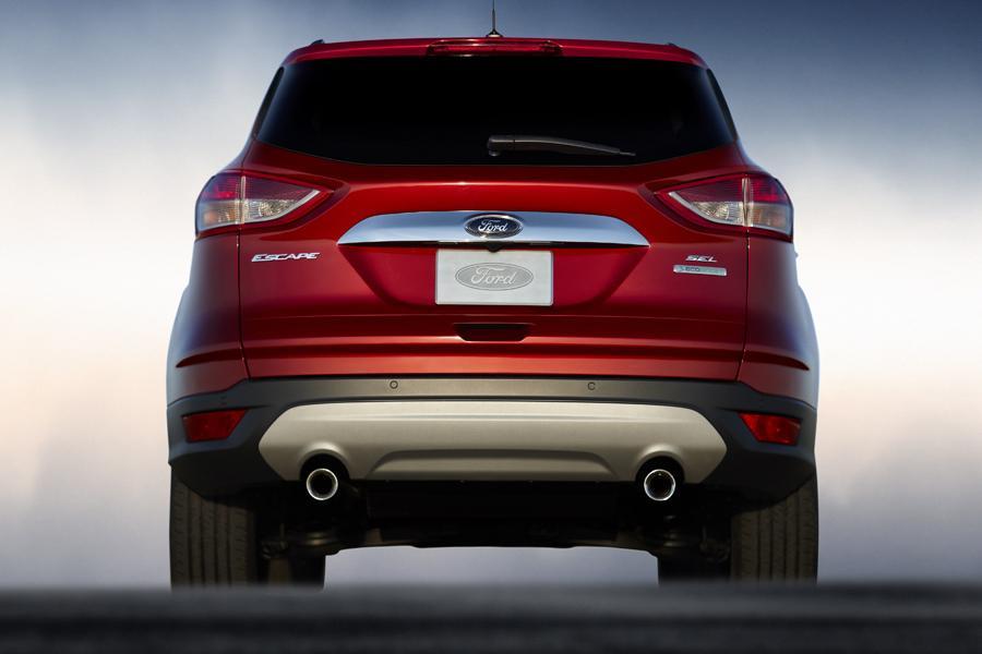 2014 Ford Escape Mpg >> 2013 Ford Escape Specs, Pictures, Trims, Colors || Cars.com