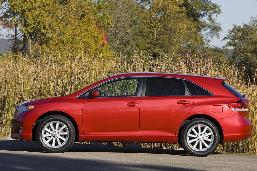 2012 Toyota Venza Photo 3 of 11