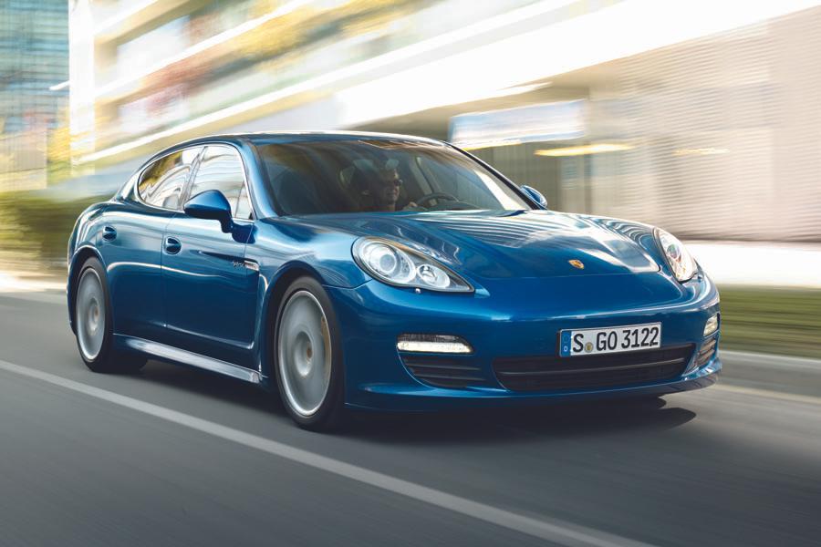 2012 Porsche Panamera Hybrid Photo 2 of 8