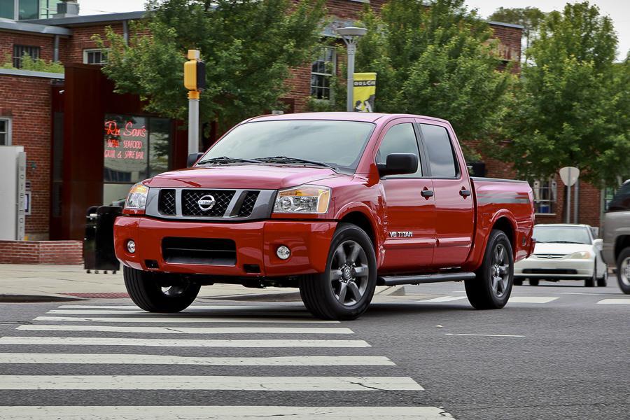 2012 Nissan Titan Overview Cars Com