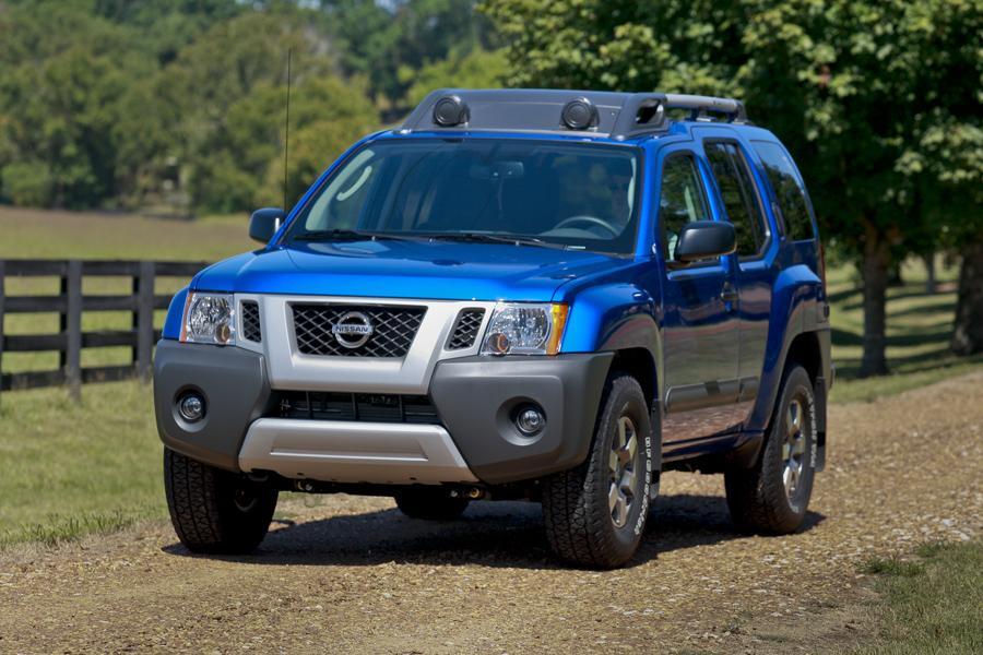 2012 Nissan Xterra Photo 1 of 9
