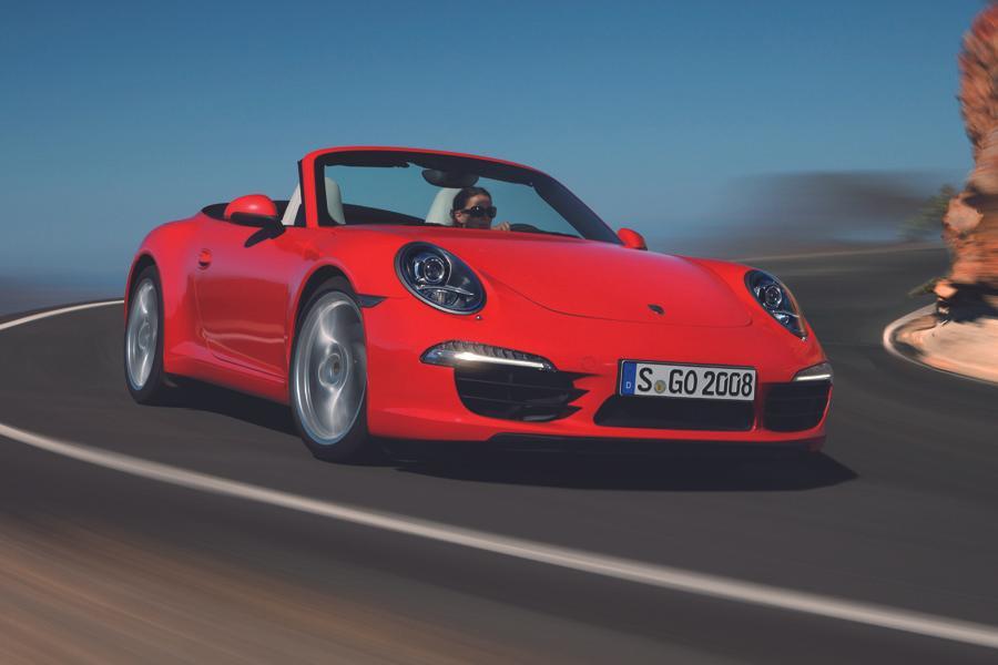 2012 Porsche 911 Photo 4 of 27