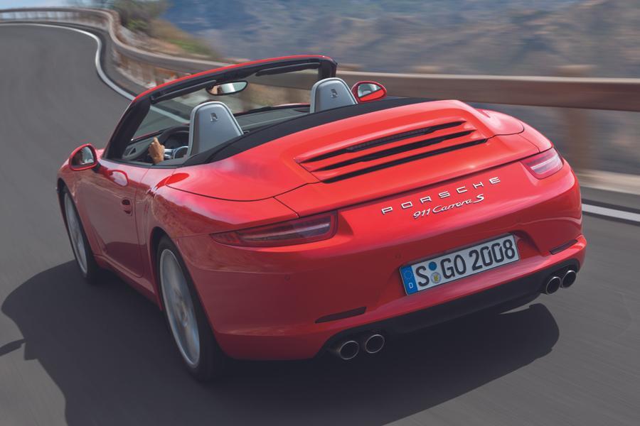 2012 Porsche 911 Photo 5 of 27