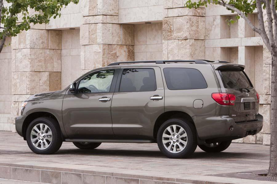 2012 toyota sequoia overview. Black Bedroom Furniture Sets. Home Design Ideas