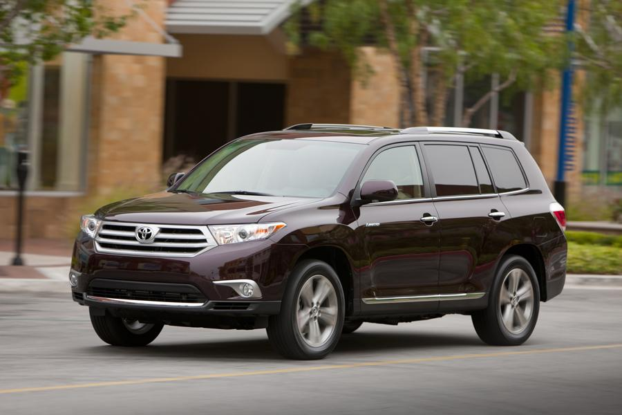 2012 Toyota Highlander Photo 1 of 12