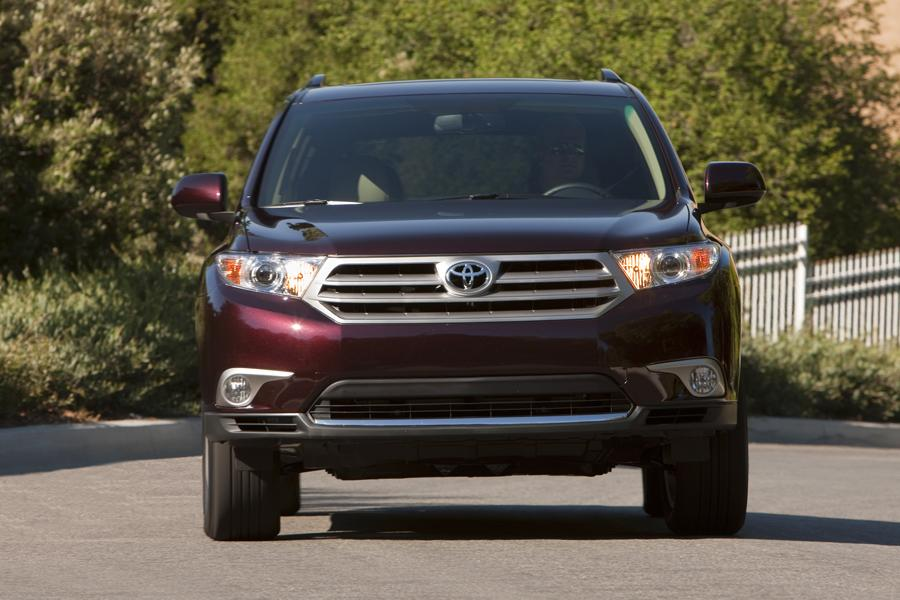 2012 Toyota Highlander Photo 4 of 12