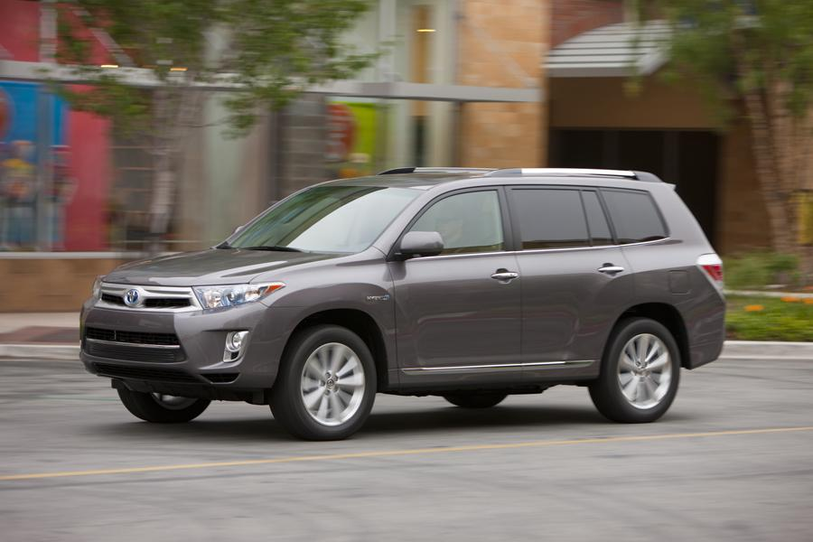 2012 Toyota Highlander Hybrid Specs Pictures Trims