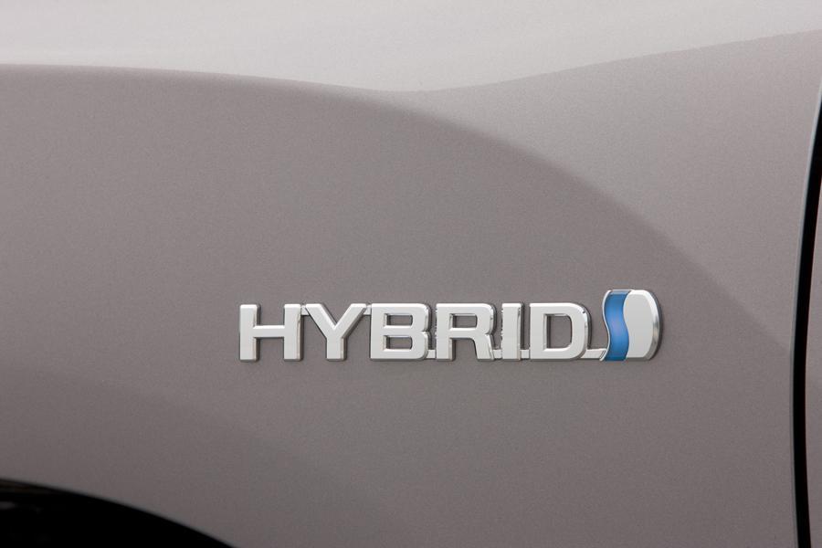 2012 Toyota Highlander Hybrid Photo 3 of 4