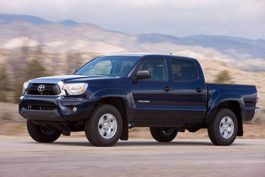 2012 Toyota Tacoma Overview Cars Com