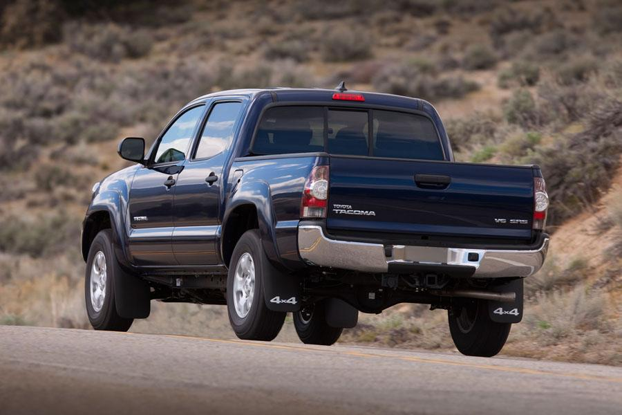 2012 toyota tacoma reviews specs and prices. Black Bedroom Furniture Sets. Home Design Ideas
