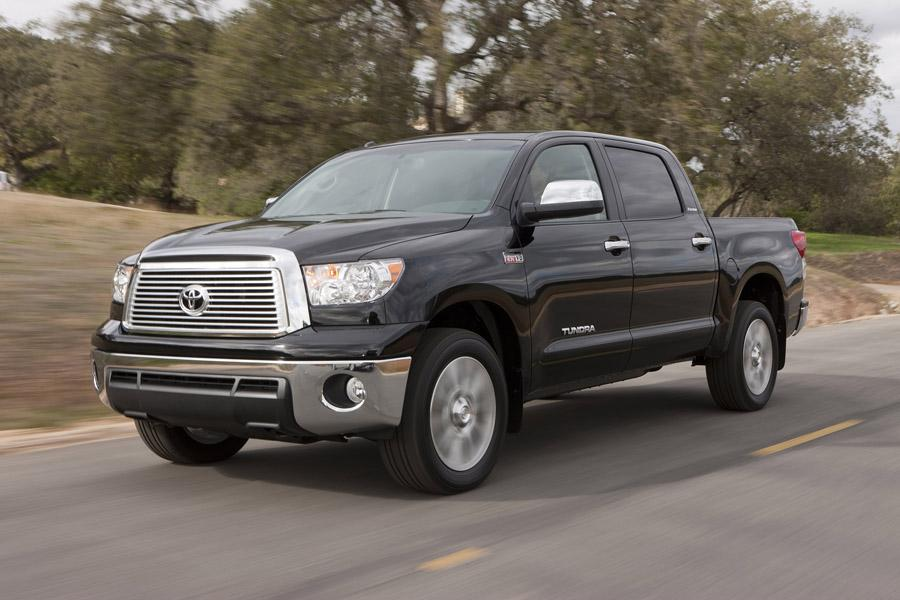 2012 Toyota Tundra Photo 1 of 8