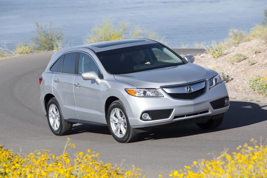 2013 Acura RDX Photo 4 of 13
