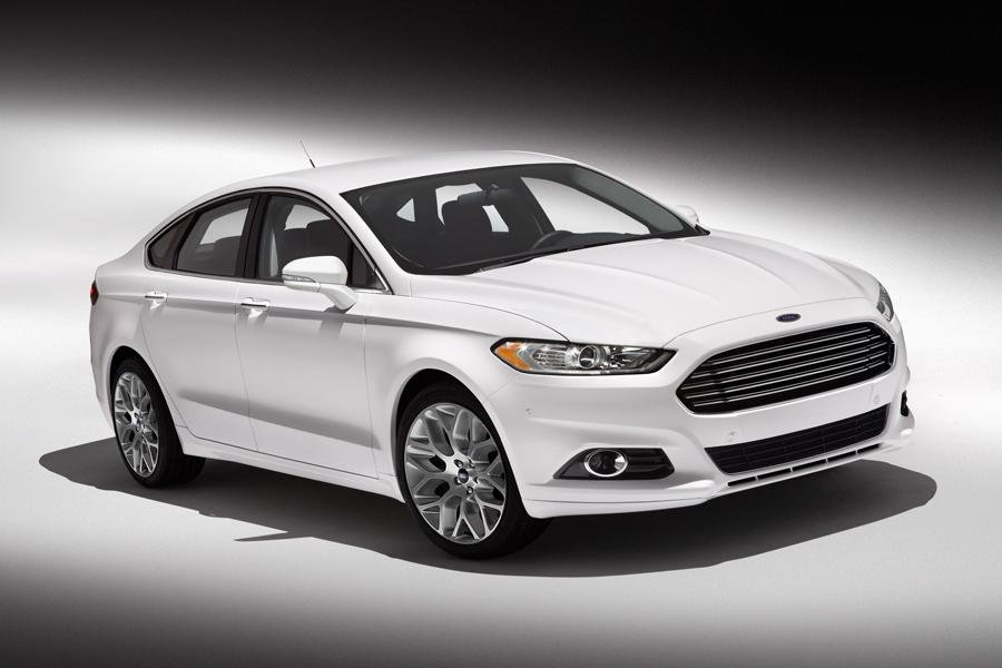2013 Ford Fusion Photo 1 of 12