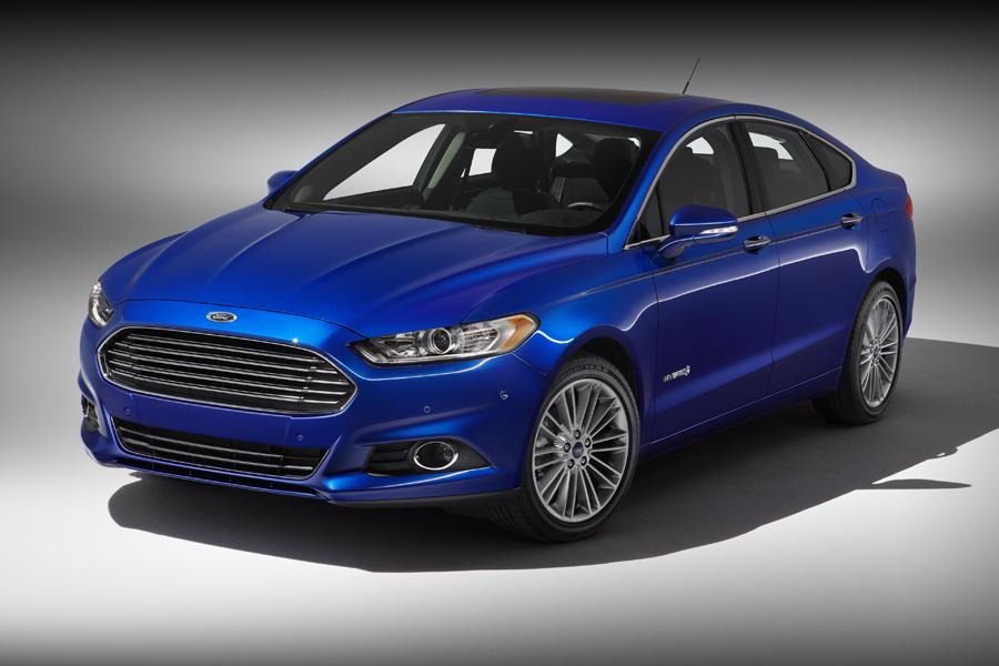 2013 Ford Fusion Hybrid Photo 2 of 10