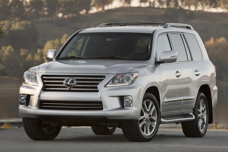 2013 Lexus LX 570 Photo 1 of 19