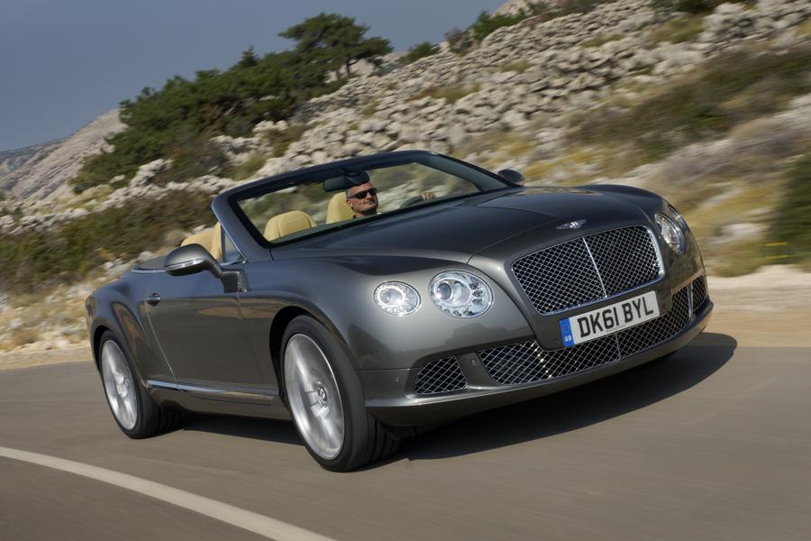 2012 Bentley Continental GTC Photo 2 of 15