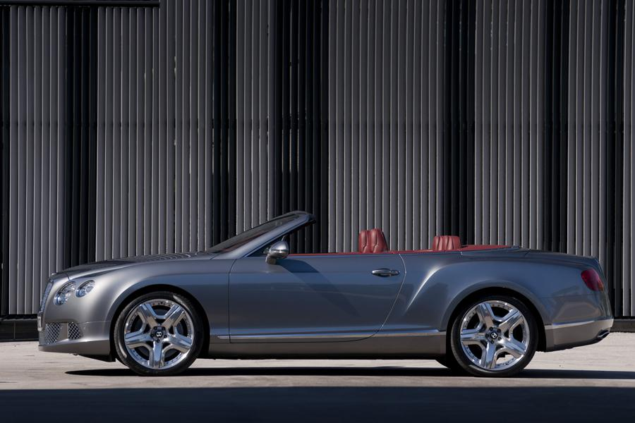 2012 Bentley Continental GTC Photo 3 of 15