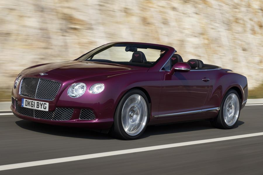 2012 Bentley Continental GTC Photo 4 of 15