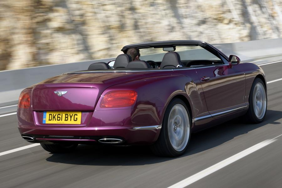 2012 Bentley Continental GTC Photo 5 of 15