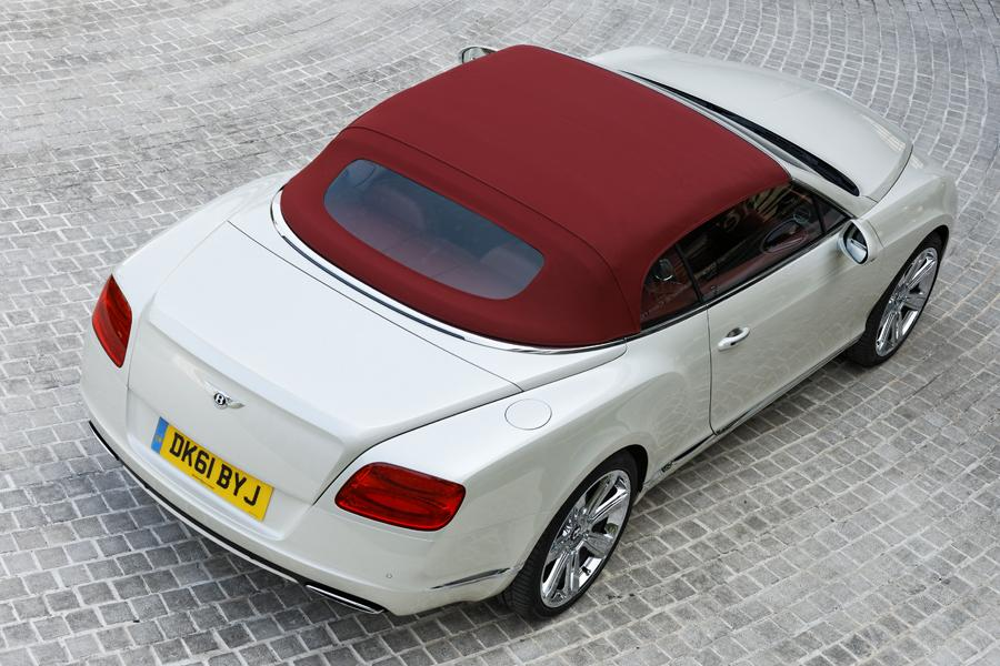 2012 Bentley Continental GTC Photo 6 of 15