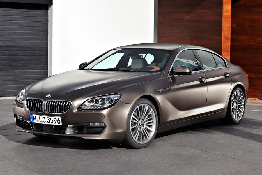 2013 BMW 640 Gran Coupe Photo 1 of 16