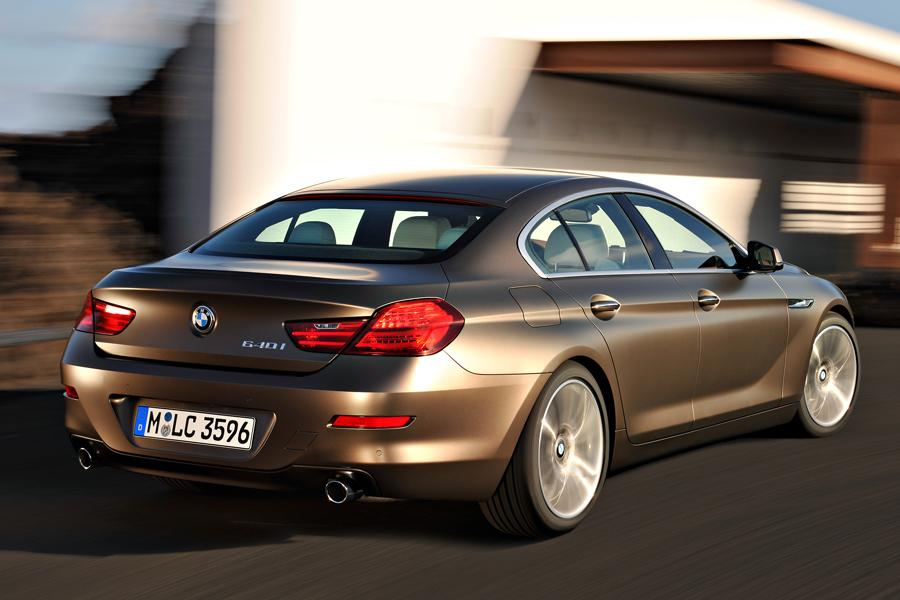 2013 BMW 640 Gran Coupe Photo 4 of 16