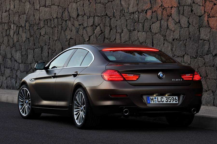 2013 Bmw 640 Gran Coupe Overview Cars Com