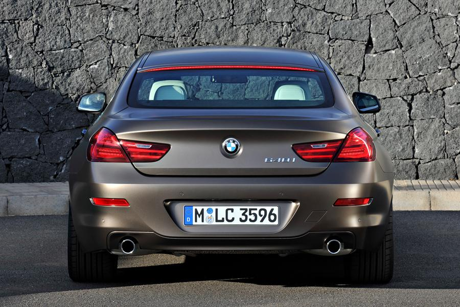 2013 BMW 640 Gran Coupe Photo 6 of 16