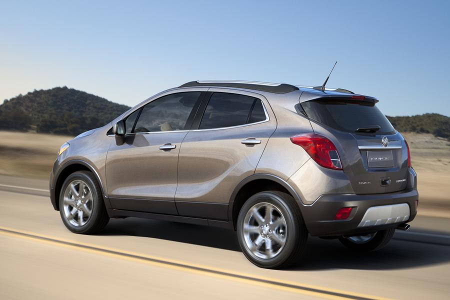 buick encore. 2013 buick encore photo 3 of 6 g