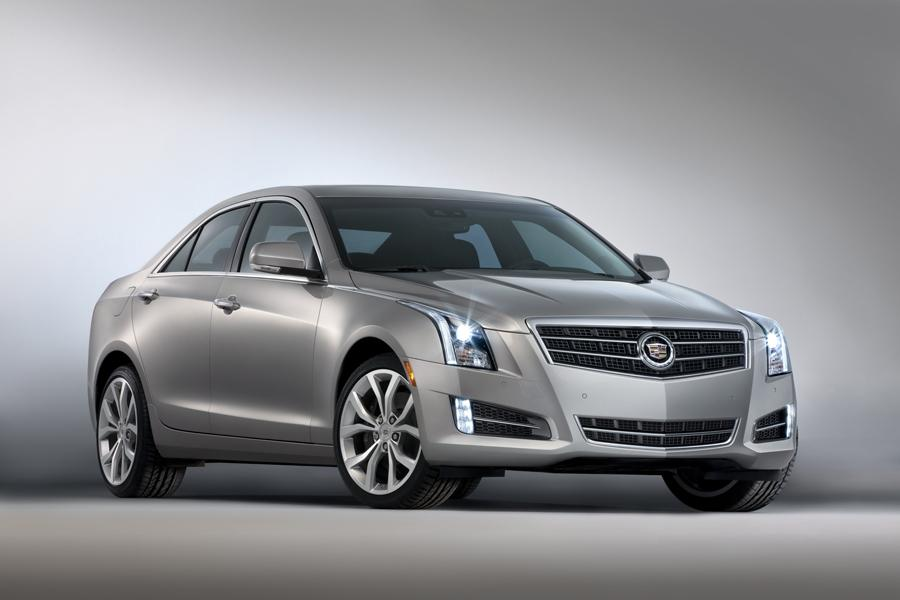 2013 Cadillac ATS Photo 1 of 7