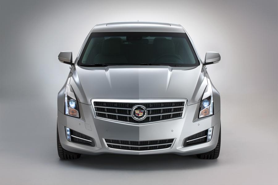 2013 Cadillac ATS Photo 2 of 7