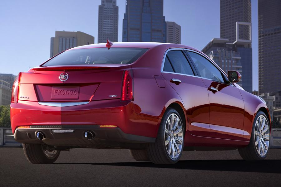 2013 Cadillac ATS Photo 4 of 7