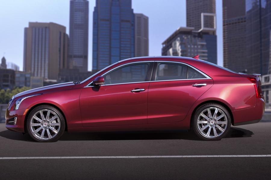 2013 Cadillac ATS Photo 5 of 7